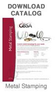 Metal Stamping Catalog