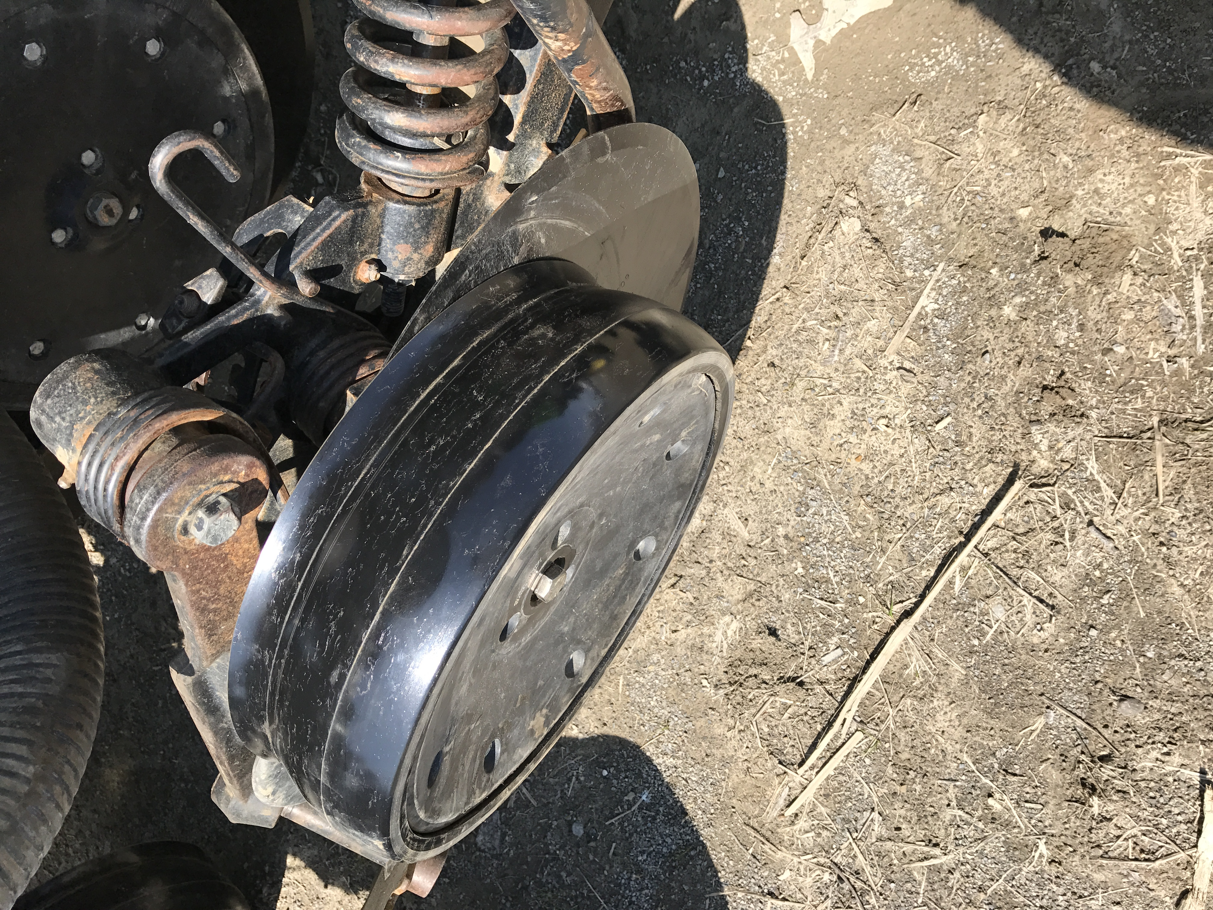 polyurethane gauge tire